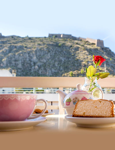 accommodation in nafplio - Elena Hotel